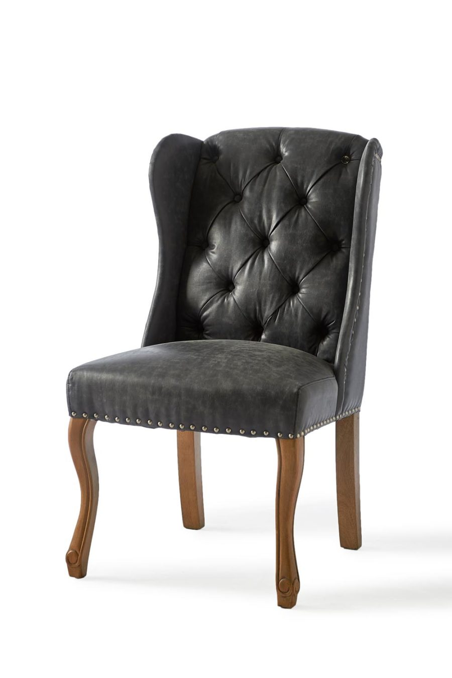 Keith II Dining Wing Chair pel Anth
